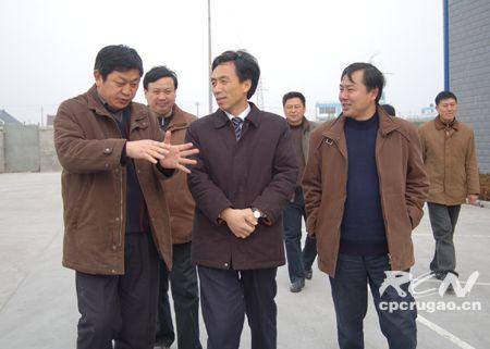 姜永华在调研如皋经济开发区时要求:突出工业主体 加速又好又快发展