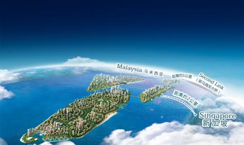 碧桂园:新加坡旁,打造森林城市,探知未来之城_ 社会图片