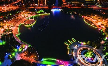 节能亮化,让城市夜色魅力充分释放