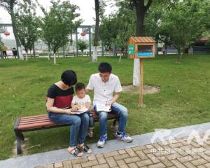 """如皋首批""""爱书巢""""图书馆启用 24小时免费开放"""
