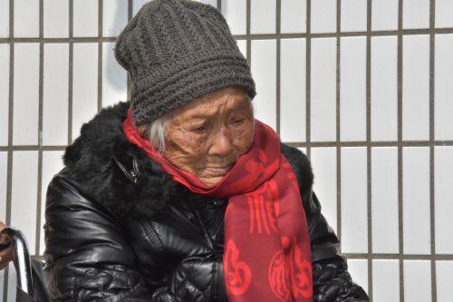 曹荣珠 108岁 搬经镇 肖马村9组