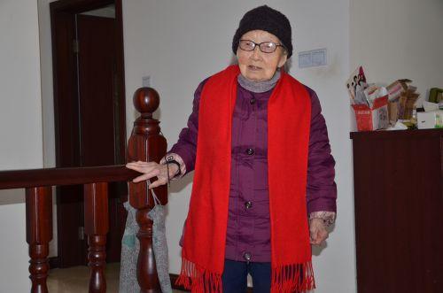陶克明 107岁 白蒲镇镇区 薛家桥巷11号