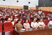 如皋工業園區舉行2018黨建知識競賽