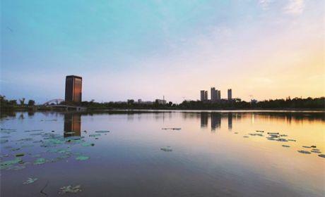 我市不断加强城市水生态建设工作