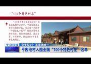 """平园池村入围全国""""100个特色村庄""""名单"""