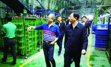市领导带队赴深圳开展招商活动