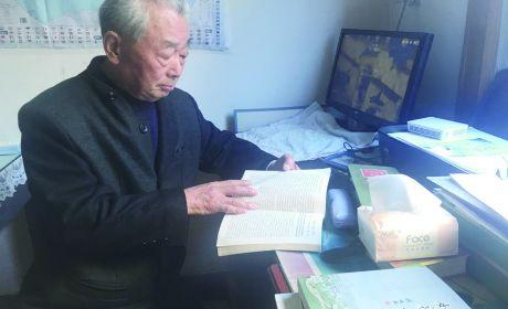 """法律宣传志愿者陈宽义:立志打通社区法律服务""""最后一公里"""""""