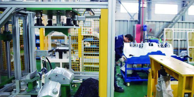 南通超达装备股份有限公司已实现了模具