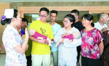 鼓勵母乳喂養 傳授孕期知識