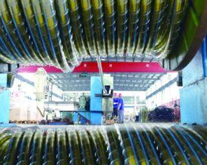 江苏奇鹰电线电缆有限公司是一家集研发、生产、销售于一体的电线电缆知名企业