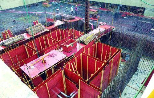 市住建局认真履行在建工地安全监管和文