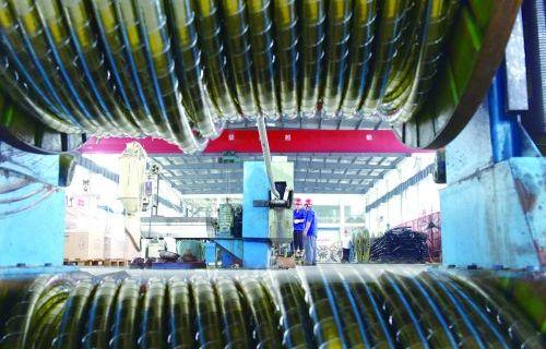 江苏奇鹰电线电缆有限公司是一家集研发