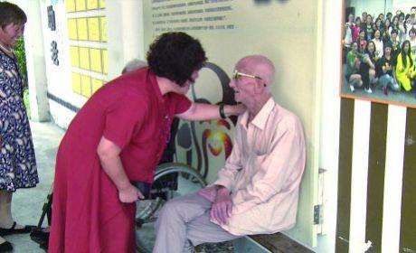 顾秀芳和她的长寿星养老服务中心