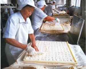 三香斋茶干厂传承非遗传统工艺