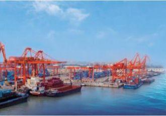 如皋港集装箱吞吐量今年已实现30万标箱