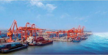 如皋港集裝箱吞吐量今年已實現30萬標箱