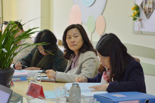 南通市幼儿园课程游戏化项目视导工作组走进高新区桃园幼儿园 (2)