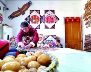传承民间艺术 弘扬传统文化