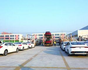 如皋港華東整車分撥中心新建12.9萬平方米商品汽車中轉中心