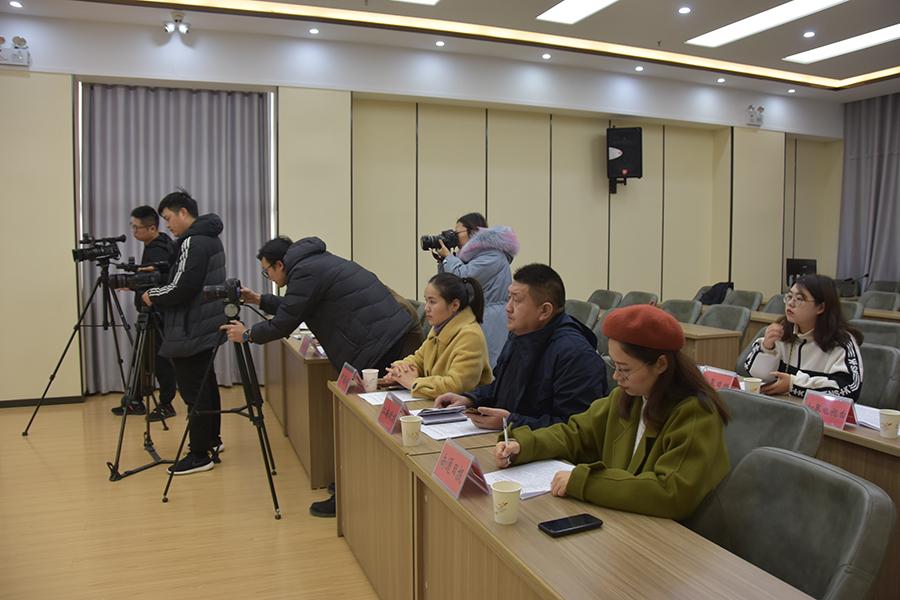 邀请记者媒体代表参加新闻发布会