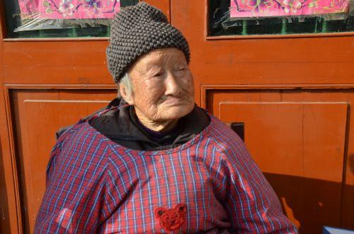 16 九华镇郭洋村 杨乔英 106岁