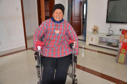 17 下原镇张庄村 张素兰 105岁