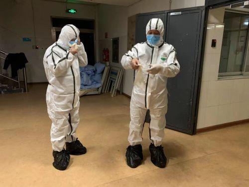 江滨医院服务和保障好隔离观察人员