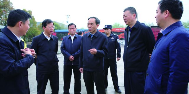 南通市领导来如调研社会治理现代化指挥