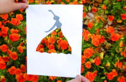 春和景明 相伴踏青一角