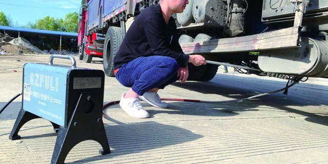 三部门联合行动打响柴油货车污染防治攻