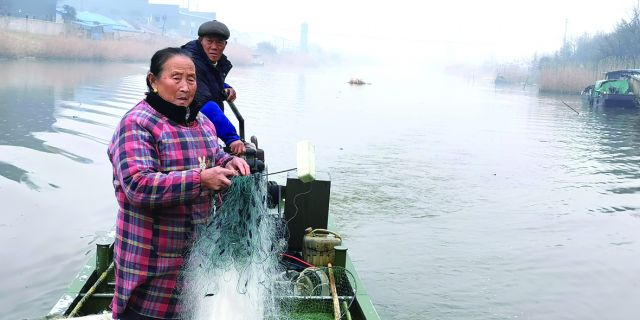 渔民陈海如:退捕后的生活更幸福