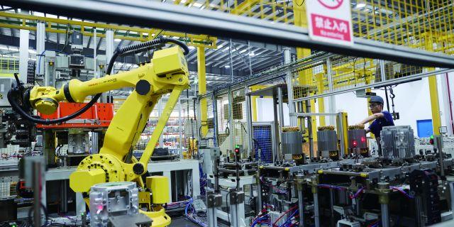 威格电气:自动化 智能化生产助力企业